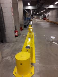 Plot protection zone