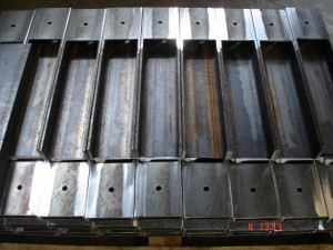 Série fabrication acier